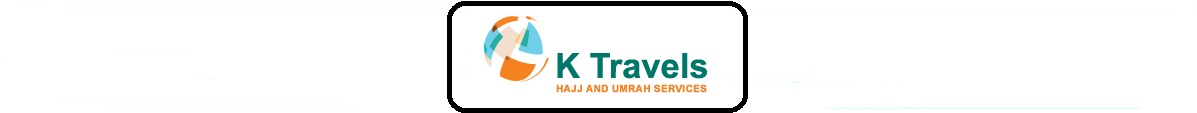 K Travels – Haj and Umrah services logo